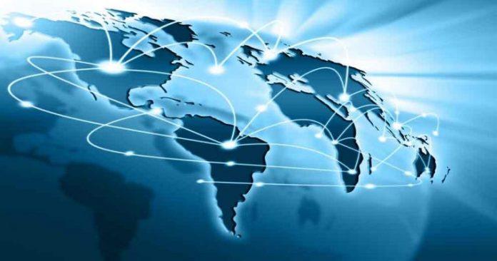 تفکیک حجم ترافیک داده داخلی و خارجی