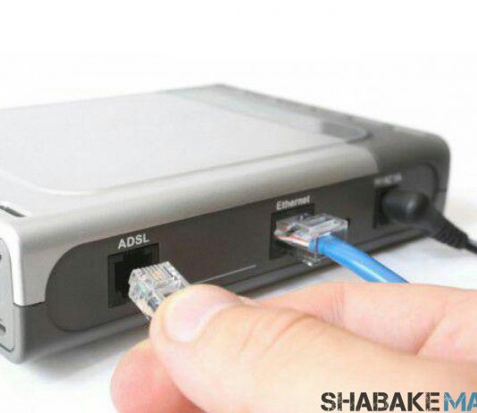 مخابرات بر بستر ADSL تلفن ثابت می دهد